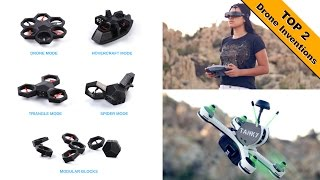 Download TOP 2 DRONE INVENTIONS ✔ Racing Drone & DIY Drone - Kickstarter Video