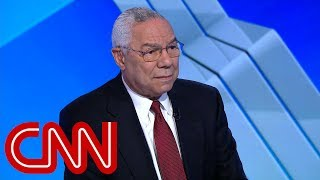 Download Colin Powell: Bush family's strength came from Barbara Video