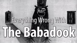 Download Everything Wrong With The Babadook In 10 Minutes Or Less Video