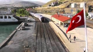 Download TCDD RAI Transasia Express in Tatvan and Van Iskele Video