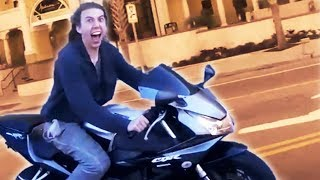 Download Funny, Crazy & Weird Things Bikers See, Say & Do 2017 [Ep.#15] Video