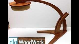 Download How to Build the Wood Magazine Prairie-Grass Desk Lamp Video