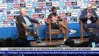 Download Ancelotti: ″Perdere scudetti in albergo? Io persi la Champions sul 3-0...″ Video