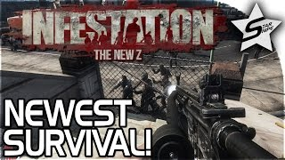 Download FREE & NEW Survival Game!! - Infestation: The New Z Gameplay Part 1 Video