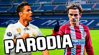 Download Canción Real Madrid vs Atletico Madrid 3-0 (Parodia Danny Ocean - Me Rehúso) RESUBIDO Video