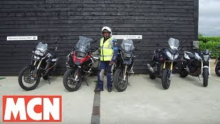 Download New rider   How to: Park your bike   Motorcyclenews Video