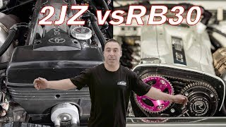Download RB30 vs 2JZ Which is the Better Block and Why? - Mythbusted Video