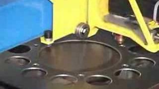 Download Cutting a Sprocket with CNC Plasma - PlasmaCAM Video