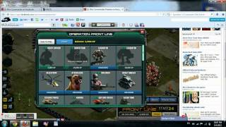 Download War Commander : How to get to Preview Server Video