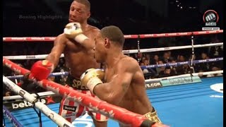 Download Kell Brook vs Errol Spence Jr Highlights Video