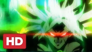 Download Dragon Ball Super: Broly Movie Trailer (English Dub Reveal) Exclusive - Comic Con 2018 Video