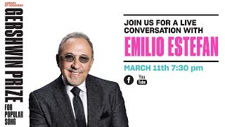 Download Emilio Estefan In Conversation With the Librarian of Congress Video
