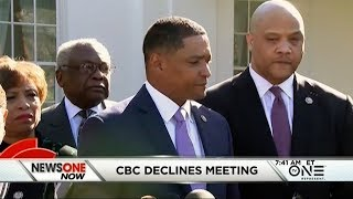 Download Congressional Black Caucus Declines Second Meeting With Trump Video