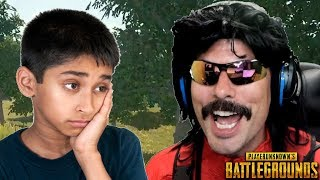 Download Doc's Funniest Game Ever on PUBG with Random Kid! Video