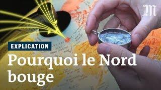Download Pourquoi le nord magnétique bouge-t-il ? Video