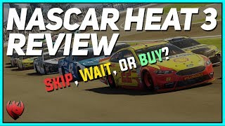 Download NASCAR Heat 3 Review - Should you Skip, Wait or Buy? Video