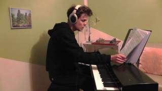 Download The 1975 - Somebody Else - Piano Cover - Slower Ballad Cover Video