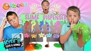 Download Mystery SLIME Dispenser!? Funny Cardboard Vending Machine Joke! Video