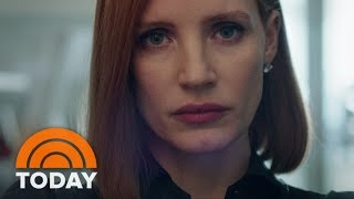 Download 'Miss Sloane' Exclusive Extended Trailer (2016) - Jessica Chastain | TODAY Video