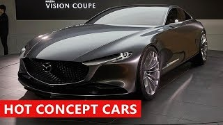 Download 10 New Amazing Cars Debut At Tokyo Motor Show 2017. Best Concept Cars Coming in 2018 Video