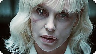 Download ATOMIC BLONDE Red-Band Trailer (2017) Charlize Theron James McAvoy Movie Video