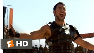 Download Gladiator (4/8) Movie CLIP - Are You Not Entertained? (2000) HD Video