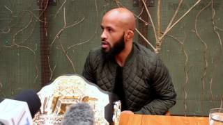 Download Demetrious Johnson welcomes fight with Cody Garbrandt, Jose Aldo and anyone else that can make 125 p Video