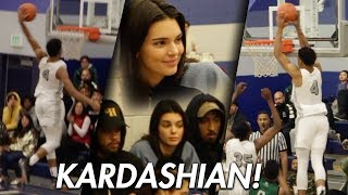 Download KENDALL JENNER ″SCOUTING″ Scottie Pippen Jr, Cassius Stanley and Kenyon Martin JR! Sierra Canyon Video