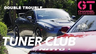Download R32 & R35 GT-R Purist Sean Lee - Tuner Club Presented by Nitto Eps.8 Video