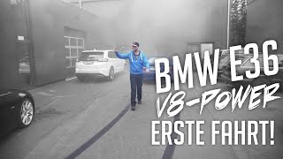 Download JP Performance - BMW E36 V8 | Erste Fahrt! Video