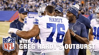 Download There's No Room In the Game for Greg Hardy's Actions | NFL Total Access Reaction Video