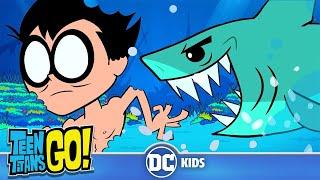 Download Teen Titans Go! | Shark Week | DC Kids Video