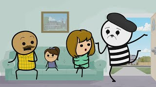 Download Patrick - Cyanide & Happiness Shorts Video