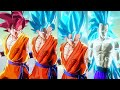 Download Goku SSGSS 1,2,3,SSG Transformable Mod | Dragon Ball Xenoverse Mods Video