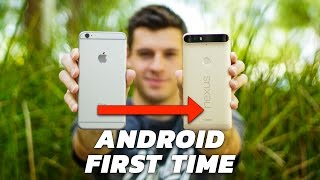 Download I Tried Android for the First Time Video