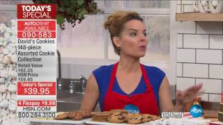 Download HSN | HSN Today: Holiday Treats featuring David's Cookies 11.29.2016 - 08 AM Video