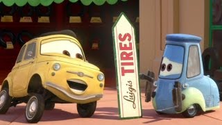 Download Spinning - Tales From Radiator Springs Video