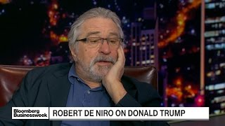 Download De Niro Says 'Narcissistic' Trump Has 'Debased' Office Video