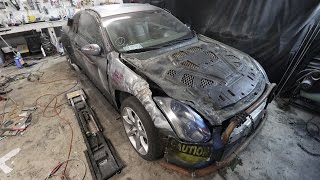 Download Apocalypse G35 - Paint And Final Touches Video