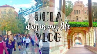 Download Day In My Life at UCLA! ♡ Campus Tour, Classes, ICE & Santa Monica Pier 💙🐻💛 Video