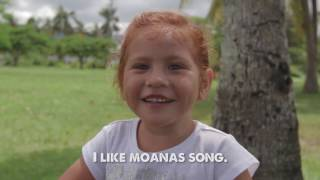 Download Moana Premiere in Samoa with Auli'i Cravalho Video