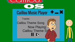 Download Caillou OS Video