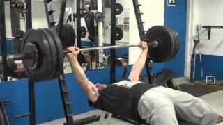 Download Træningsmagasinet følger Joachim B. Olsen under en træning Video