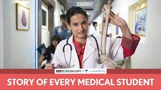 Download FilterCopy | Story Of Every Medical Student | Ft. Yashaswini Dayama Video