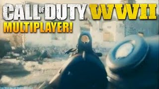 Download Call of Duty: WORLD WAR 2 - MULTIPLAYER! - (48 Players, New Guns + MORE) Video