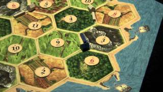 Download (21/100): Settlers of Catan - Basic initial settlement placement strategy, tips, advice! Video
