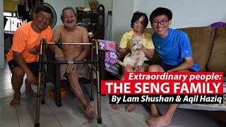 Download Extraordinary People: The Seng Family | CNA Insider Video