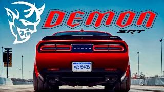 Download 2018 Dodge Demon: NEWS UPDATE (Hidden Clues & Horsepower Revealed) Video