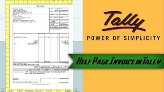 Invoice Customization Free TDL | Print Attractively your company