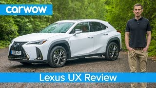 Download Lexus UX SUV 2020 in-depth review | carwow Reviews Video